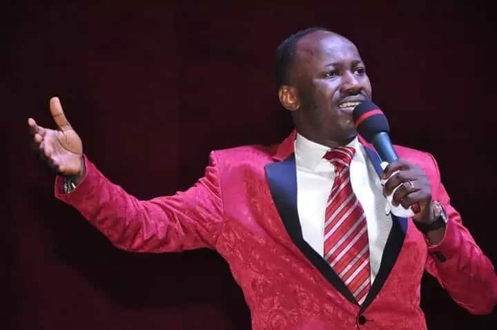Image result for Apostle Johnson Suleman ,