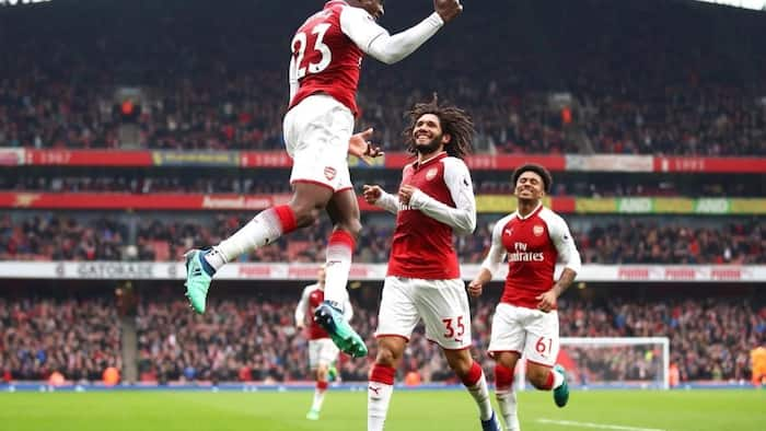 Arsenal make it 6 wins out of 6 as they defeat Southampton in Premier League clash