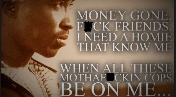 Superb 2Pac Quotes About Haters And Friends Legit Ng Funny Birthday Cards Online Alyptdamsfinfo