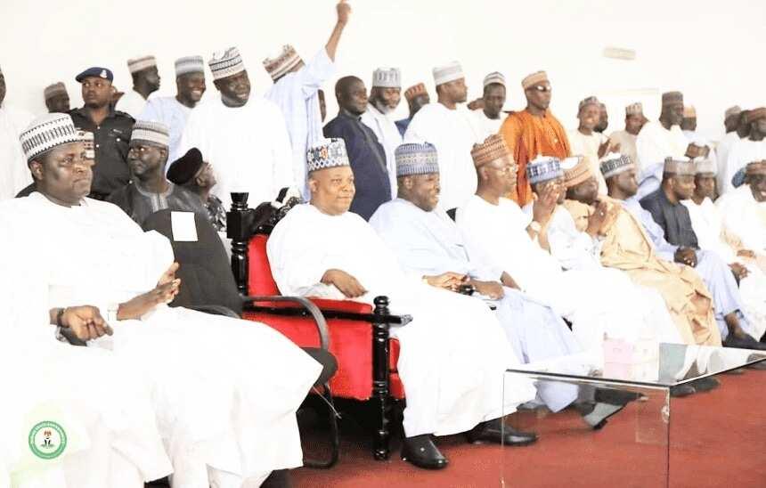 Ali Modu Sheriff ya samu kyakkyawar tarba daga APC a jihar Borno
