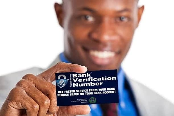 a man with a bvn