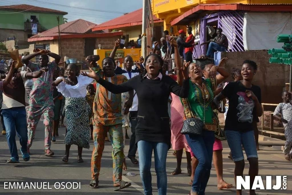 PDP, APC battle for votes as Ekiti people decide who will be the next state governor