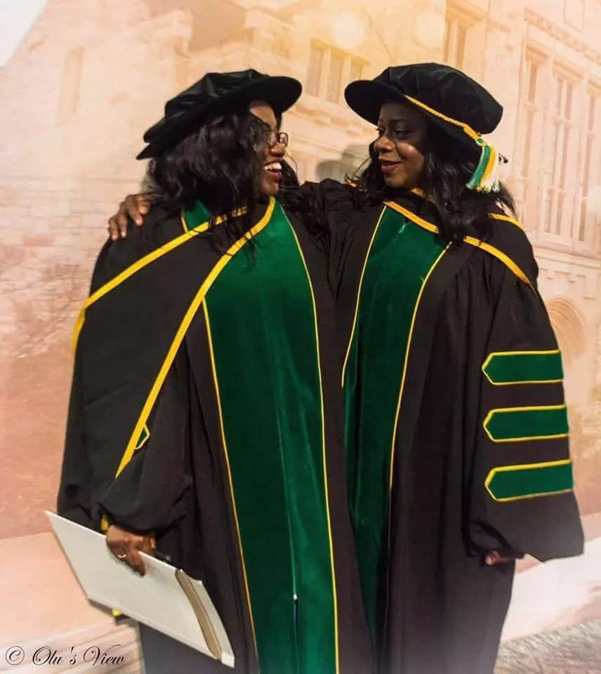 Ex-pepper seller who receives her PHD in biomedical engineering sends inspirational message to Nigerian youths
