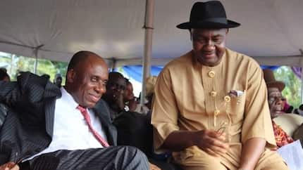 I am not Magnus Abe's leader - Amaechi says, questions senator's loyalty to APC