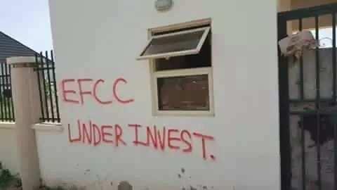 Hukumar EFCC ta kara bankado wasu gidajen tsohon gwamnan jihar Katsina Shema (Kalli hotuna)