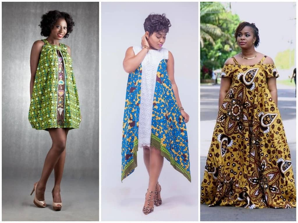 Maternity Gowns Sewn With Ankara In Nigeria In 2018 Legitng