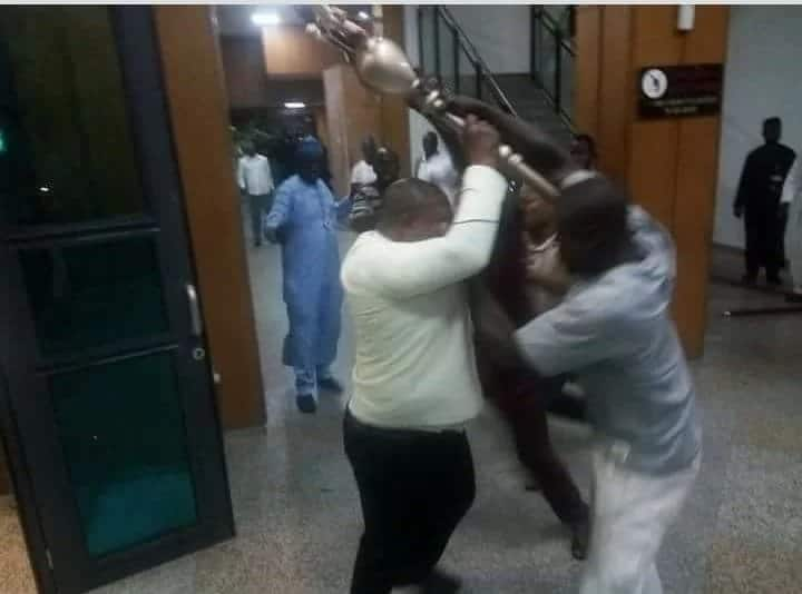 Just in: Attack on Senate is an act of terrorism - House of Reps