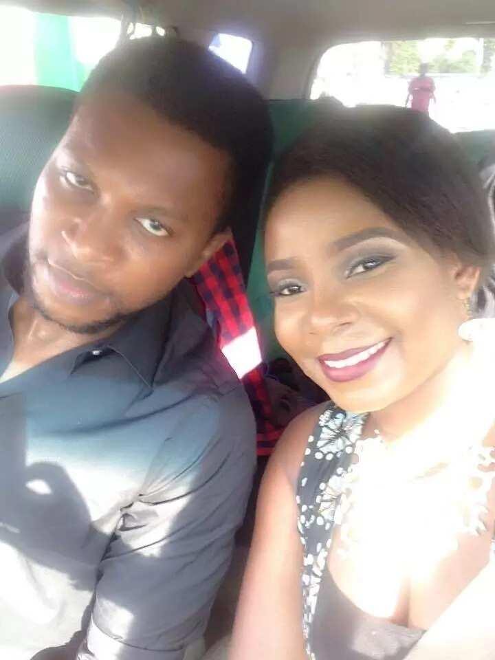 Genevieve Nnaji daughter latest pics with husband