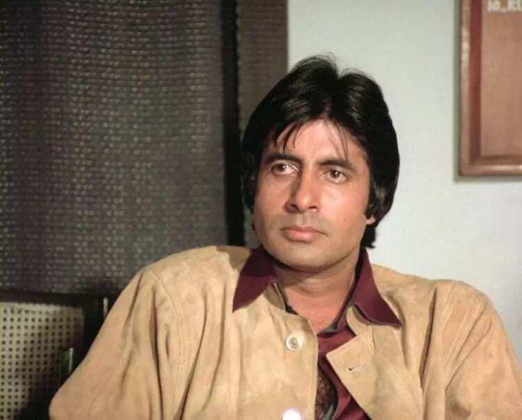 Amitabh Bachchan biography