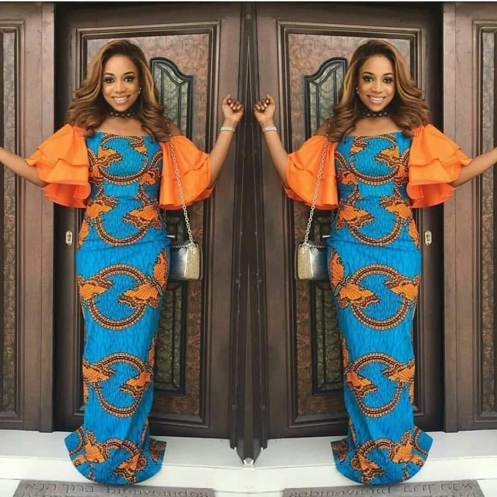 Latest Ankara Gown Styles 2018 Legitng