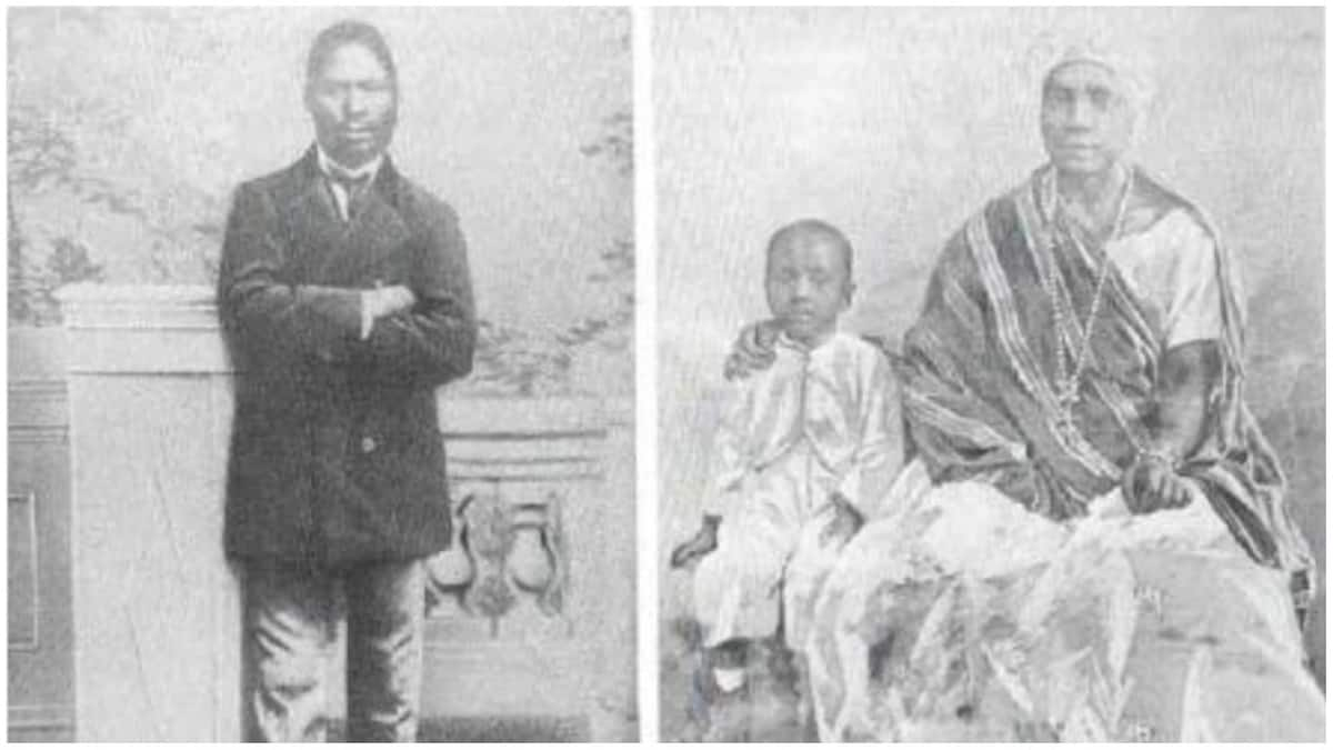 Meet Nigeria's first millionaire Candido Da Rocha who did sent his clothes to Britain for laundry