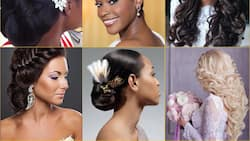 Top ideas for wedding hairstyles in Nigeria in 2018