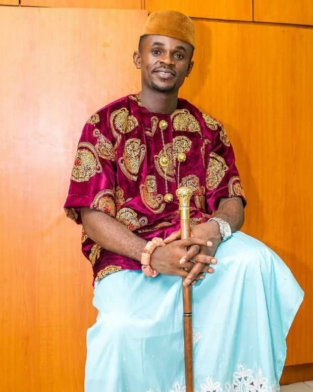 Igbo cultural wears for man