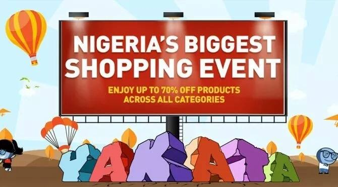 All about Konga Black Friday in 2017