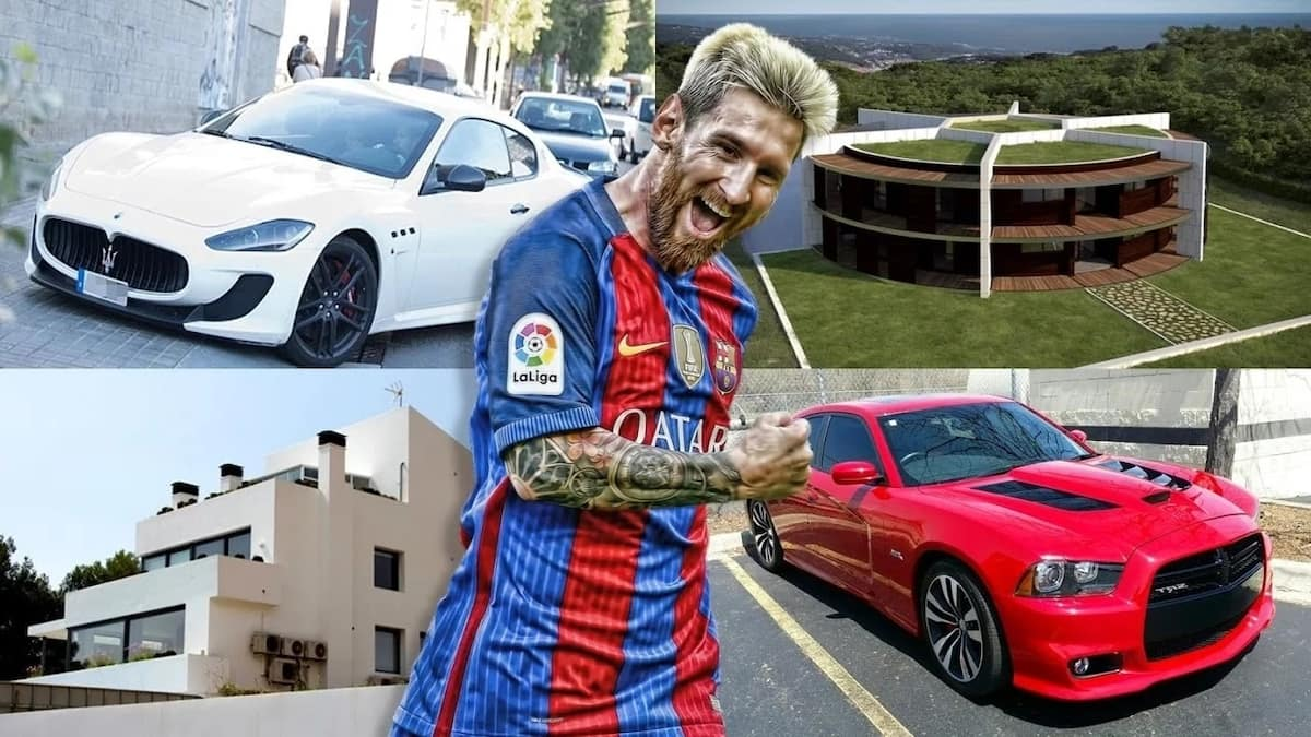 Lionel Messi House And Cars How Wealthy Is The Footballer Legit Ng