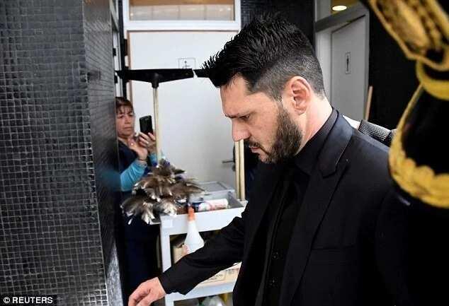 Lionel Messi's elder brother Matias sentenced to jail
