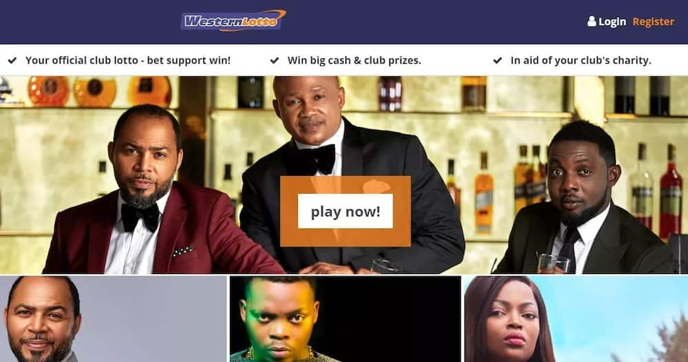How to play Western lotto Nigeria online guide