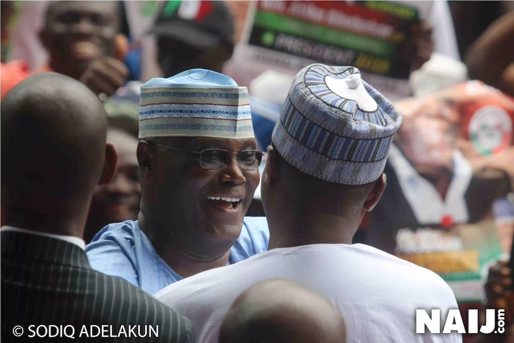 Atiku cries out again about restructuring