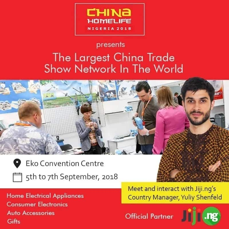 Don't miss the China Homelife 2018 trade show - Shop from over 300 Chinese companies
