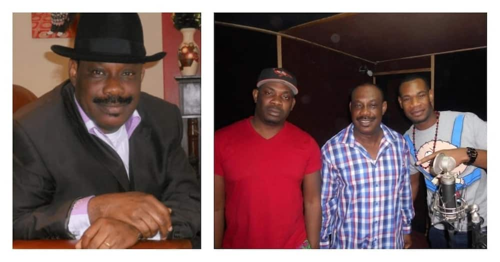 Don Jazzy father biography and photos