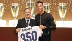 Real Madrid za ta zabi sabon shugaba
