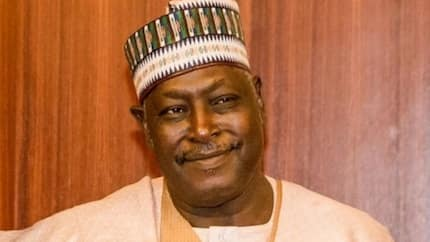 Former SGF Babachir Lawal reportedly attends launch of Together Nigeria in Aso Rock