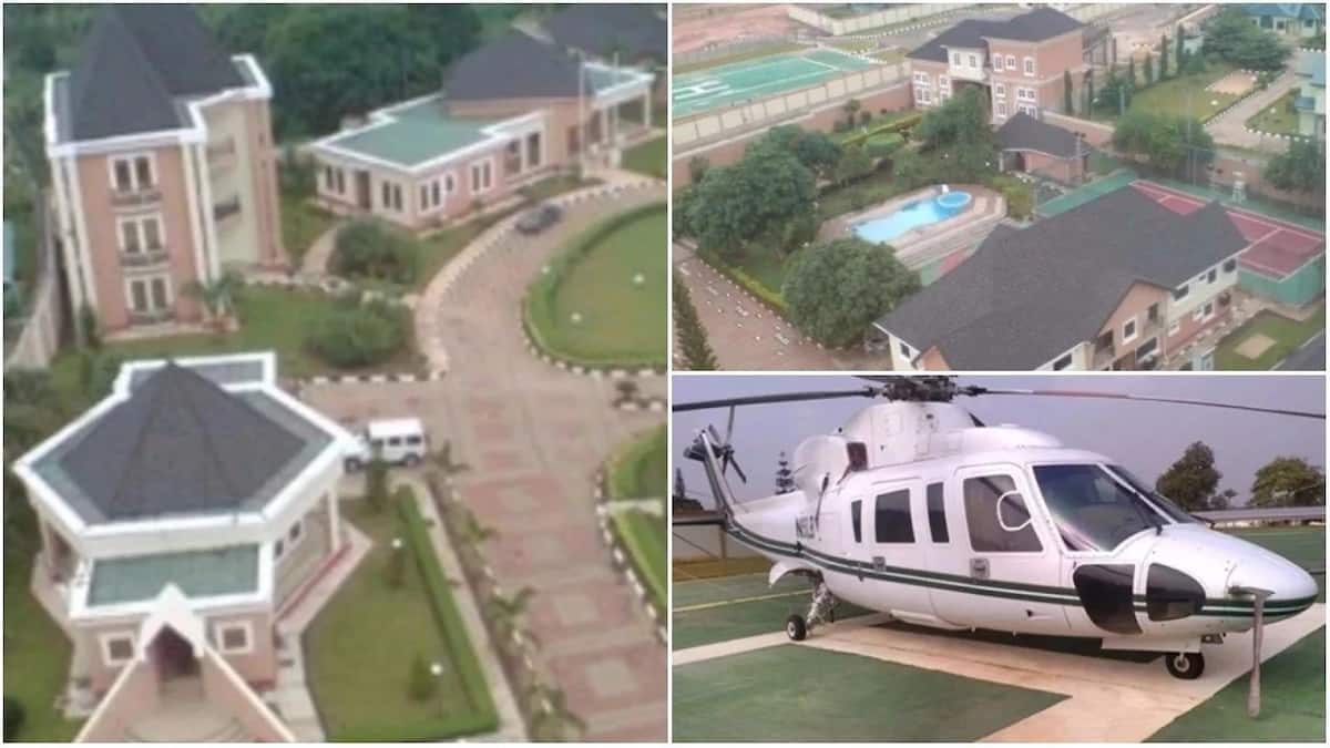 How Billionaire turns small village in Anambra into a city