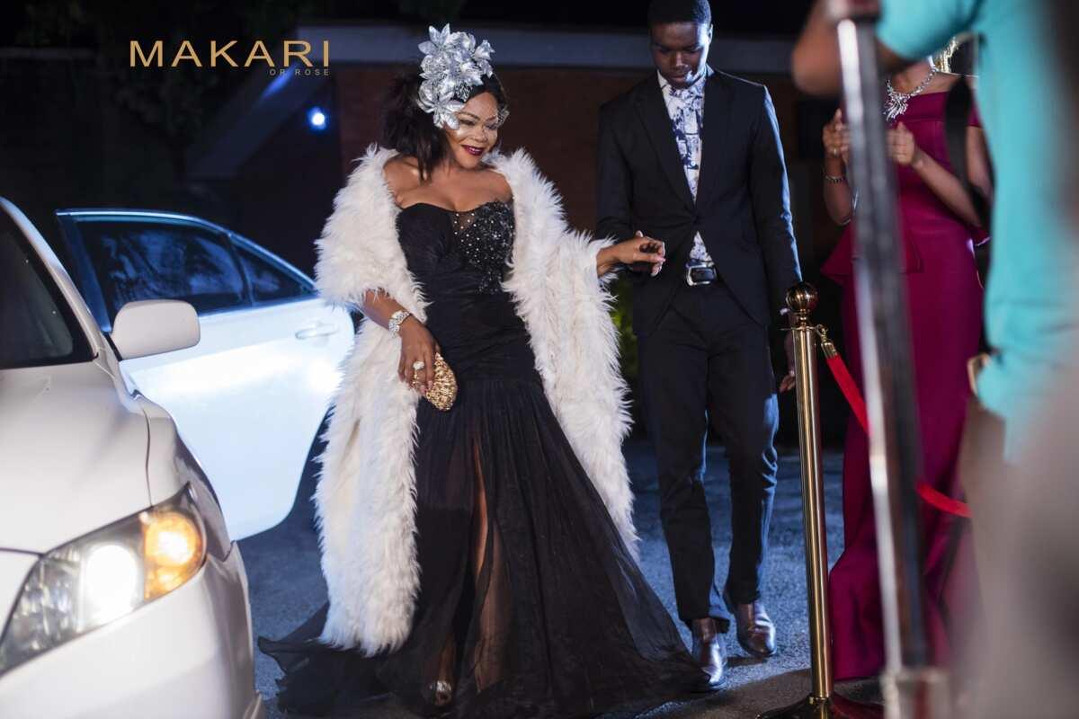 Makari's beauty icon Shaffy Bello stars in new 24 karat gold range