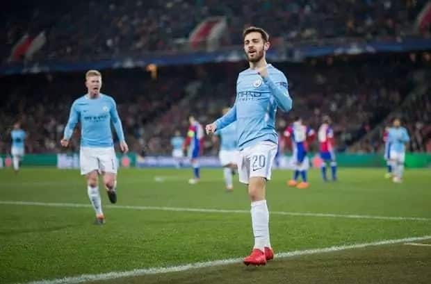 Manchester City defeat Basel in Champions League round of 16 clash