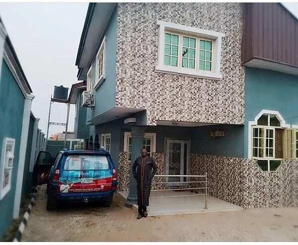 Muyiwa Ademola house
