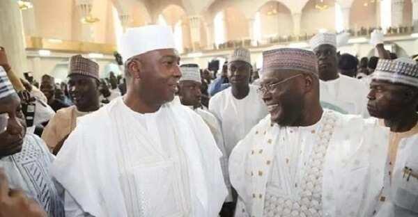2019: Rikicin tikitin takarar shugabancin kasa ya raba kan masu ruwa da tsaki a PDP