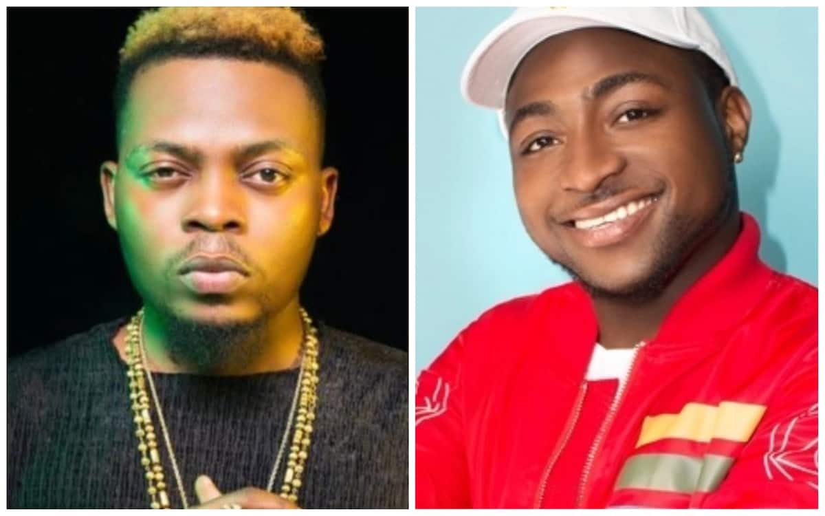 Olamide and Davido new cars