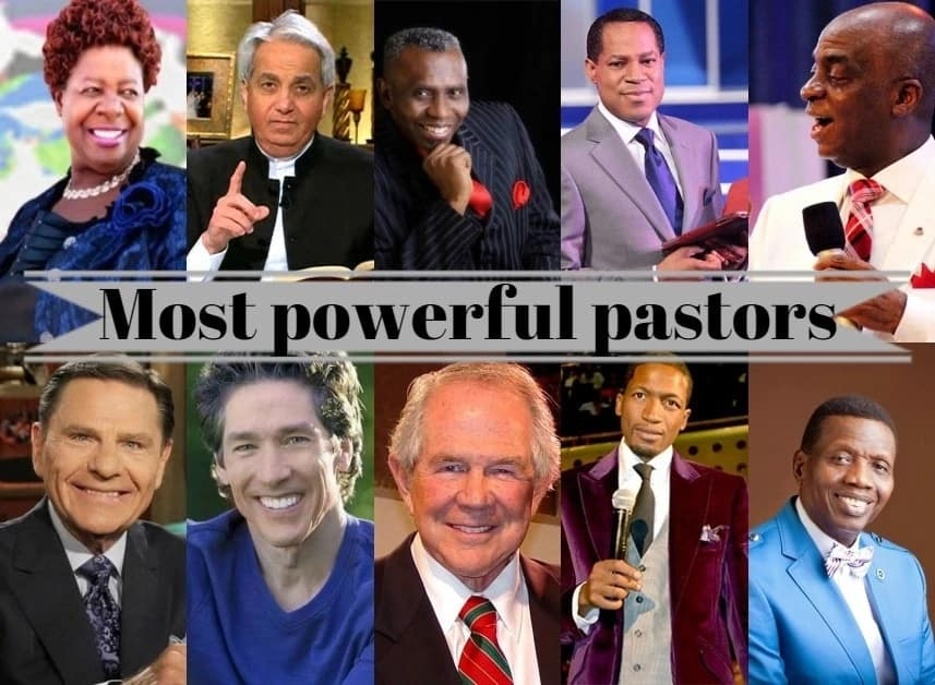 Top 10 Most Powerful Pastors in the World [Updated] ▷ Legit ng