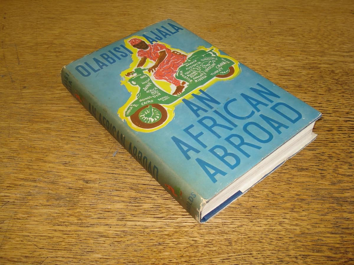 The Story of Olabisi Ajala - Nigerian Traveller