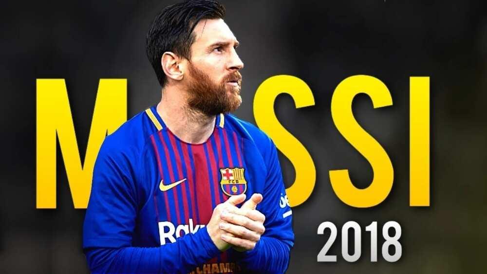 Dalilai 5 da ya sa zan cigaba da zama a Barcelona - Lionel Messi