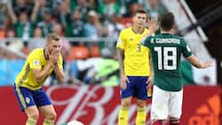 Sweden qualify alongside Mexico as Germany crash out of World Cup