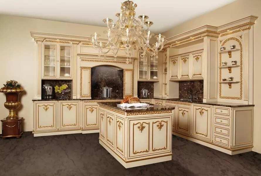Modern kitchen designs in Nigeria Legit.ng