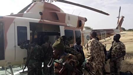 Har ila yau: Dakarun soji sun kashe mayakan Boko Haram 8 yayin musayar wuta, hoto