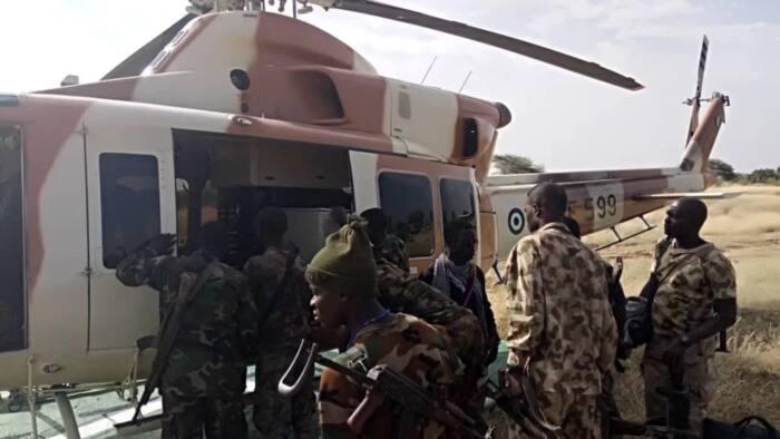 Dakarun soji sun sake kashe mayakan Boko Haram 8 yayin musayar wuta a Baga, hoto