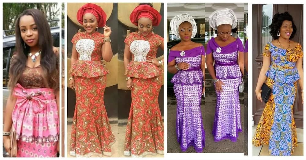 548652ab9f02ac Fashion in Nigerian Traditional Styles: Latest Tendencies of 2018 ...