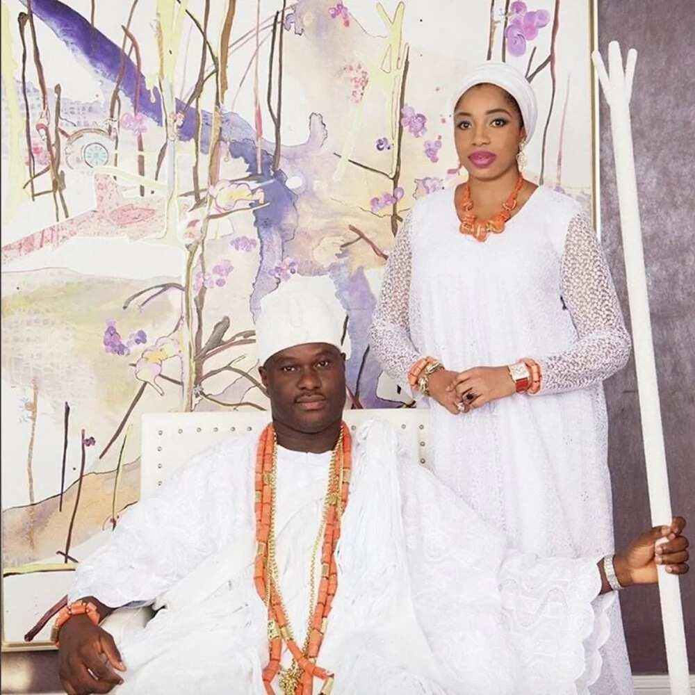 Ooni of Ife third wife