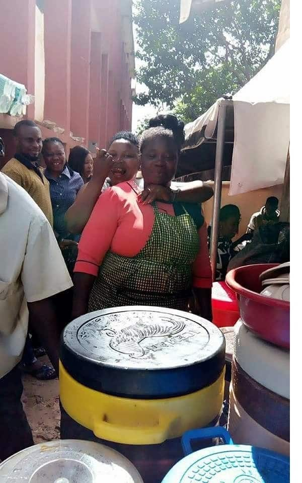 Food vendor accused of using mortuary water to cook her meal in Anambra