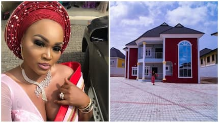 I'm just getting started - Mercy Aigbe finally speaks on house allegedly bought by a governor