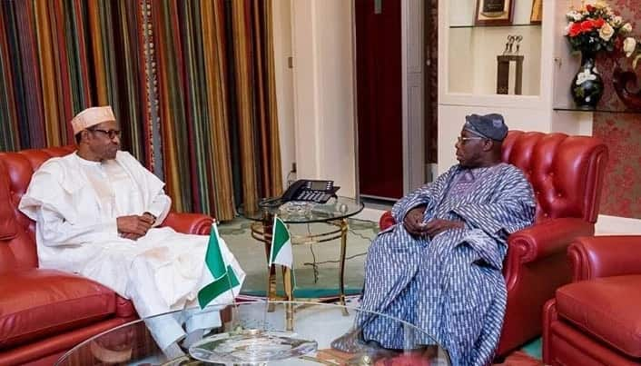 Zargin ɓarnatar da dala biliyan 16: Babu abinda ka sani – Obasanjo ga Buhari