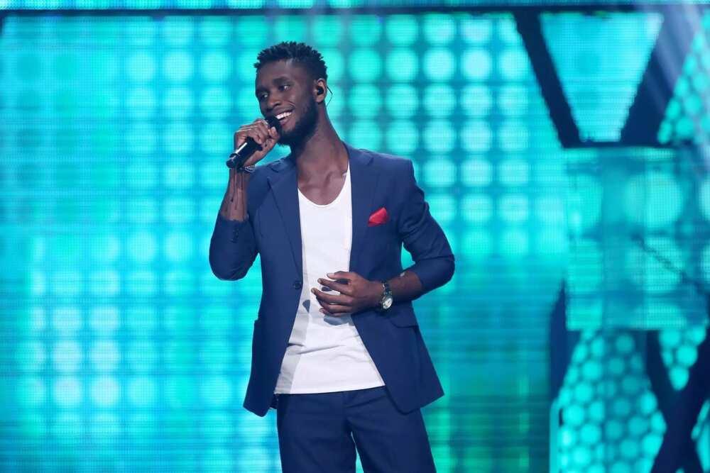 Idyl (Daniel Diongoli), the Voice Nigeria winner 2017