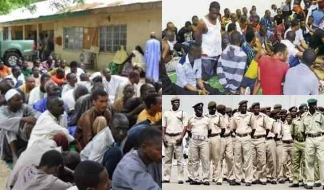 Nigeria government deports 792 illegal immigrants