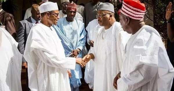 Mutane 5 da suka sanya Buhari ya sake tsayawa takara a zaben 2019