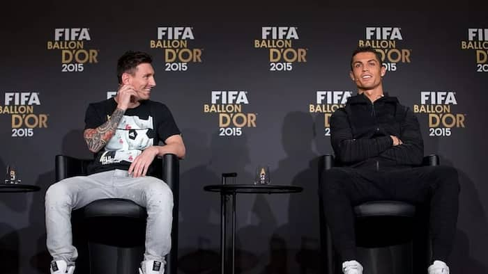 Jubilation as Lionel Messi beats Cristiano Ronaldo, Lewandowski, 7 others to win best player of the of the decade