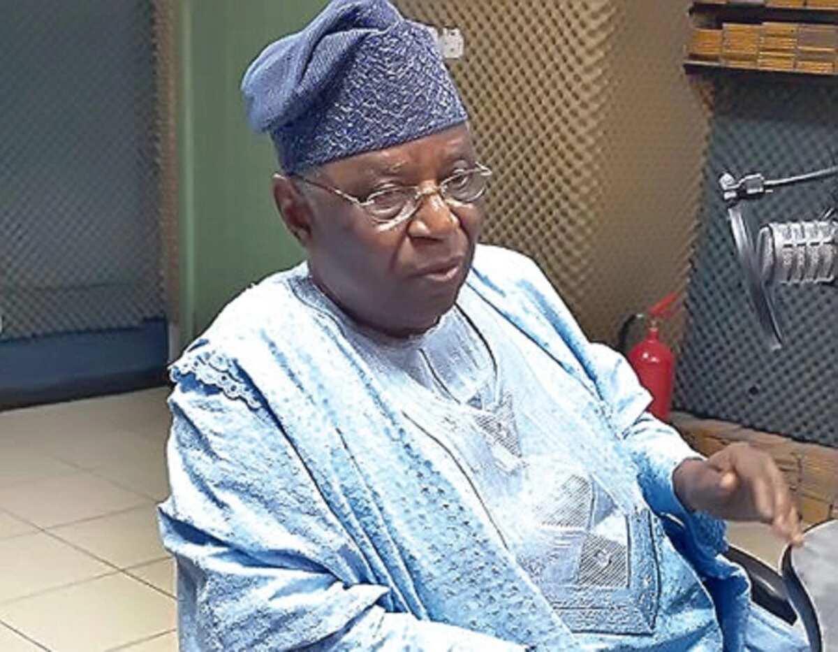 Duk masu cewa kada Buhari ya tsaya takara tsoran shi suke ji- Jigo a APC