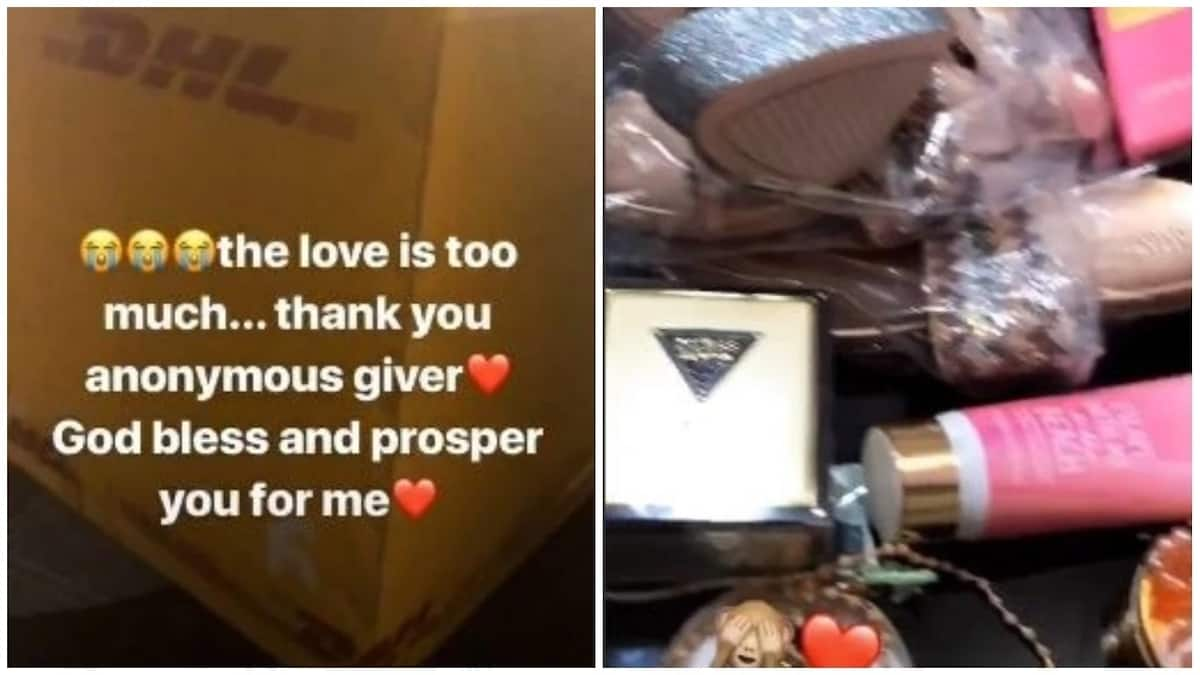 BBNaija former housemates receives gifts from anonymous fan
